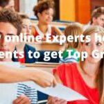 How online Experts help Students to get Top Grade